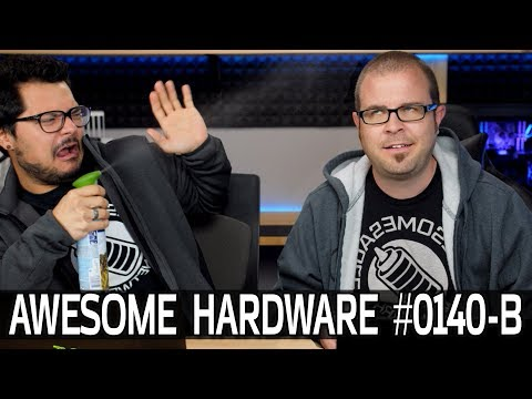Awesome Hardware #0140-B: Ryzen 5 2600 Performance Leak, Sam