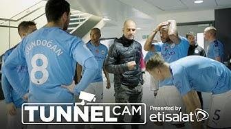 PEP GUARDIOLA TEAM TALK! | Tunnel Cam | City 2-1 Southampton
