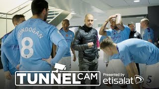 PEP GUARDIOLA TEAM TALK! | Tunnel Cam | City 2-1 Southampton
