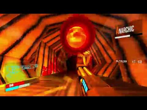 Ultrakill looks like a PSX game and moves like turbo Doom Eternal in this free demo | PC Gamer