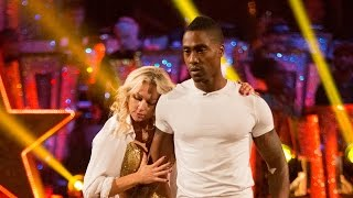 Simon Webbe & Kristina Rumba to 'Take my Breath Away' - Strictly Come Dancing: 2014 - BBC One