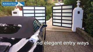 Fences Gates Railing Tradeshow | Mulholland Security Los Angeles 1.800.562.5770