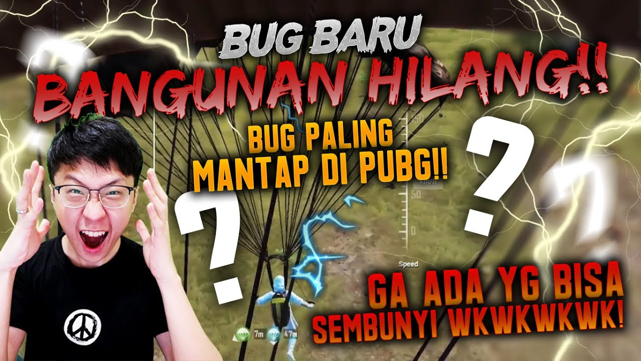 Download BUG PUBG PALING MANTAP!! BANGUNAN HILANG!! GA ADA TEMPAT SEMBUNYII!  | PUBG MOBILE