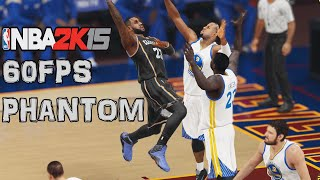 LBJ & Iguodola NBA 2K15 Phantom Cam 60 FPS PC Montage HD