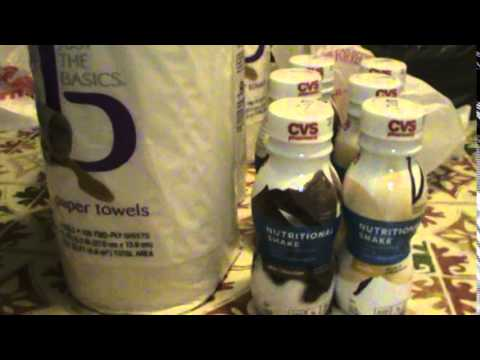 CVS COUPONING 6/7/15 Free Nutritional Shakes!