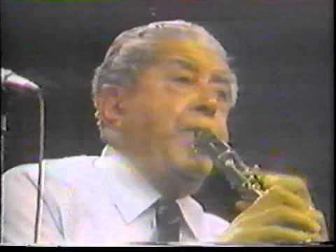 "Preservation Hall Jazz Band (USA) ""Hindustan"" Wolf Trap Vienna/Virginia 1980"