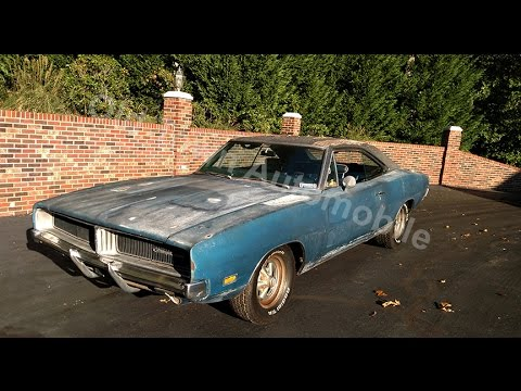1969 Charger For Sale >> 1969 Dodge Charger Barn Find For Sale Old Town Automobile In