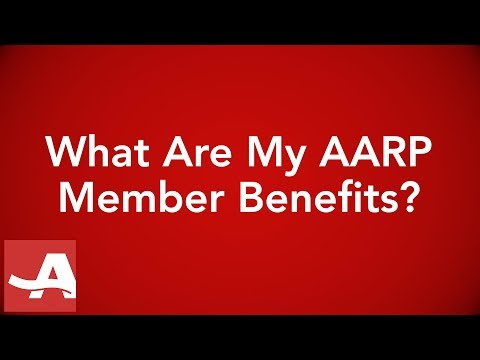 What Are My AARP Member Benefits?