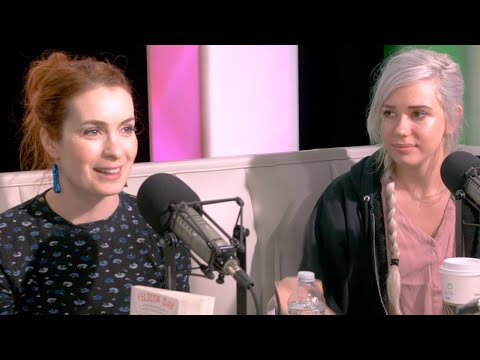 Embrace Your Weird with Felicia Day - Dude Soup Podcast #246