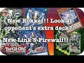 Yugioh Discussion: New Firewall?! Link 5!! New Rokket reveals opponent Extra Deck!!