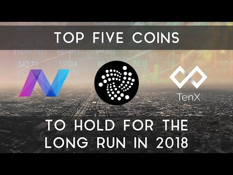 Top 5 Cryptocurrencies for 2018 | Part 2