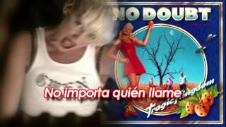 No Doubt - Spiderwebs (Sub. Español) HD