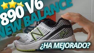 New Balance 890 v6 review: te contamos todos sus detalles