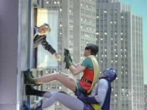 Edward G. Robinson on Batman