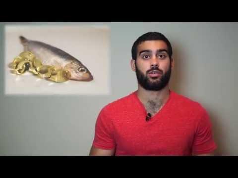 Fish Oil - Health Benefits