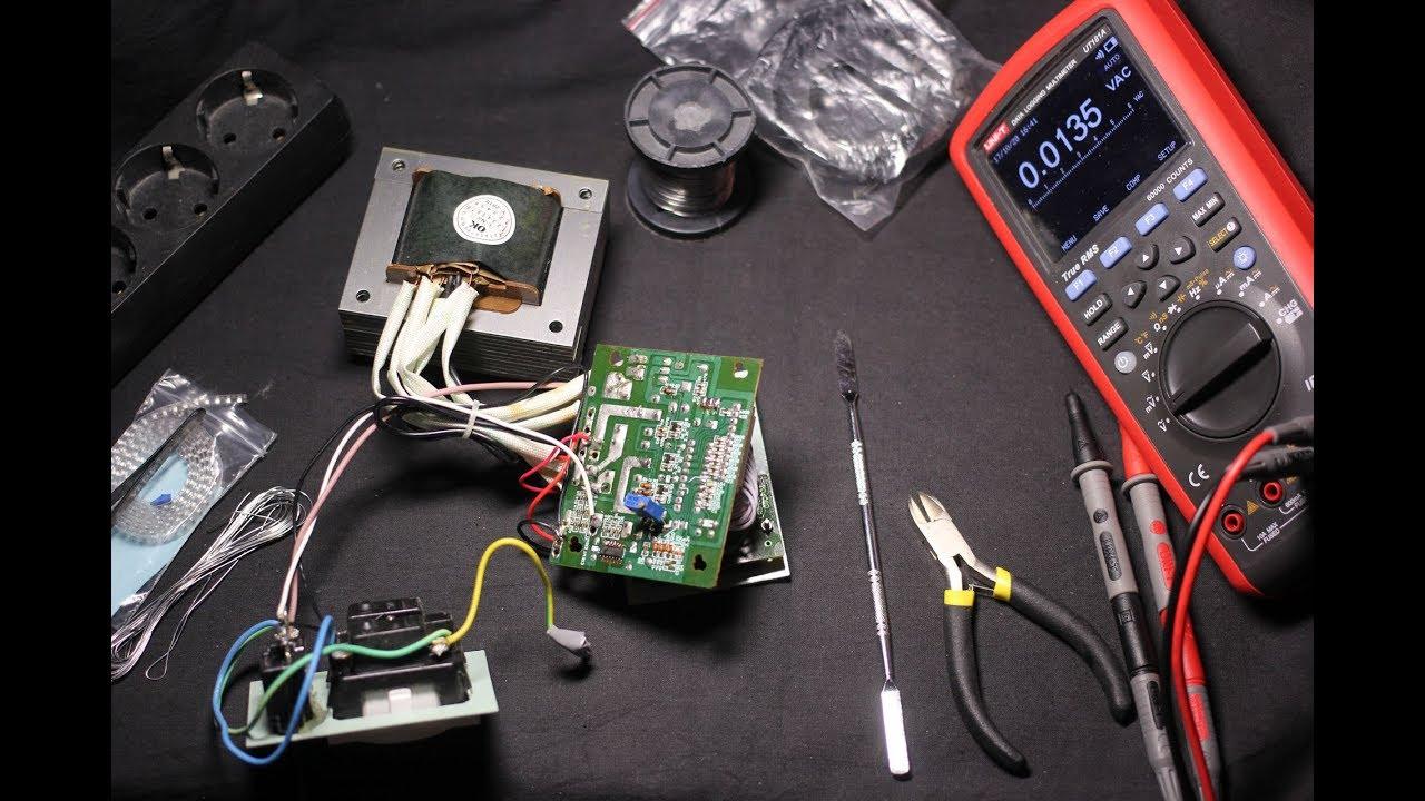 Ремонт стабилизатора напряжения «luxeon fdr-5000va» — радиомастер инфо.