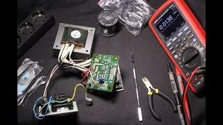Ремонт релейного стабилизатора напряжения Luxeon AVR 500D