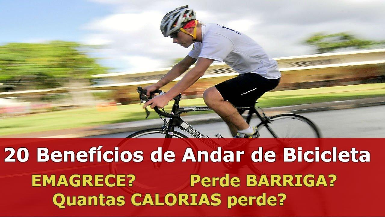bicicleta estatica para perder barriga