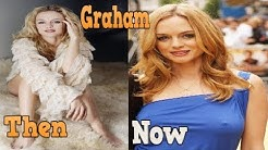 Heather Graham ♕ Transformation  From 10 To 48 Years OLD