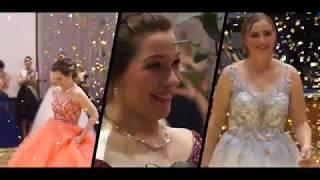 Maturitní ples - Obchodní akademie Slaný - 8.2. 2019