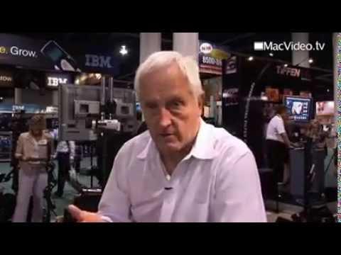 MacVideo - Garrett Brown about Steadicam Pilot