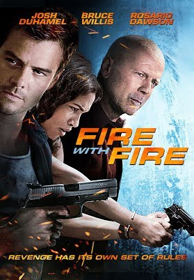 Image result for FIRE WITH FIRE (2012)