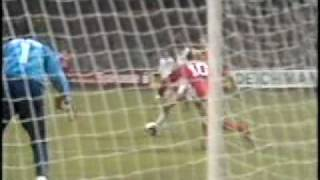 Leverkusen v Bayern (1985-86) (Pt. 1)