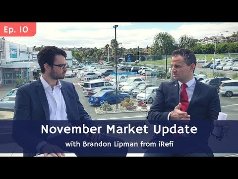 November financial & property market update with Brandon Lip
