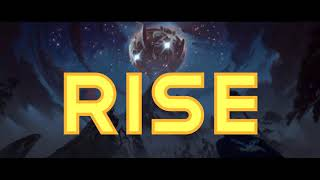 RISE (Lyrics) I Worlds 2018 - League of Legends