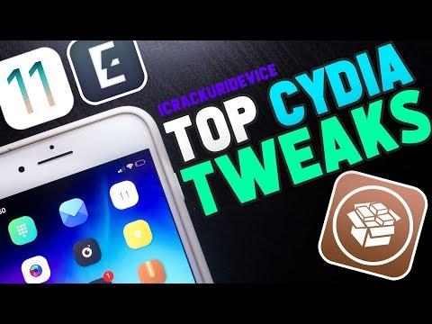 Top Cydia Tweaks iOS 11.3.1 - 11.4 Jailbreak for Electra!