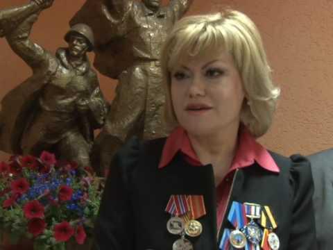 Министр поздравила ветеранов Республиканского госпиталя ветеранов войны с Днем Победы
