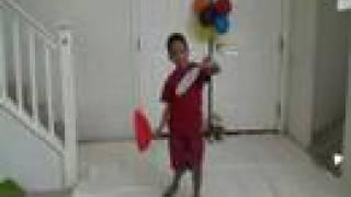 Kobe 6 Dancing To Music From China