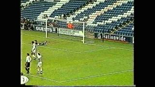 1999-2000 West Bromwich Albion v Sheffield United