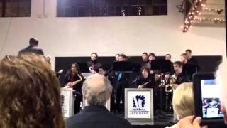 ETBU Jazz Band Concert 4/12/13