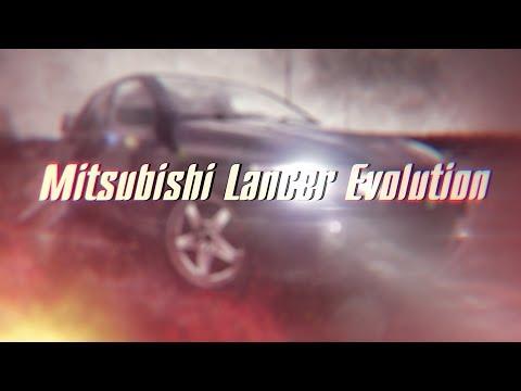 Зачем он нужен? Mitsubishi Lancer Evolution IX/9
