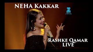 Neha Kakkar | Rashke Qamar LIVE | Riya | SaReGaMaPa Lil Champs