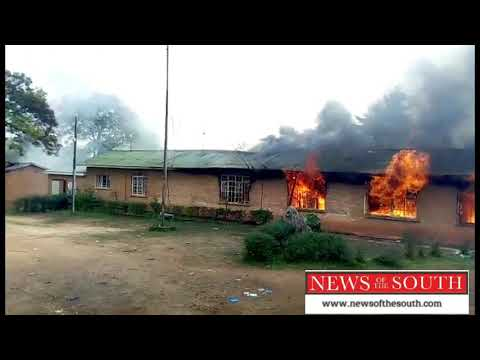 Post election demos turn violent in Malawi