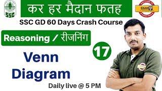 Class 17 || # SSC GD | कर हर मैदान फतह | Reasoning | by Anil Sir | ...