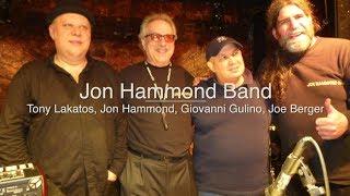 No X Cess Baggage Blues 2013 Jon Hammond Band  HD 720p