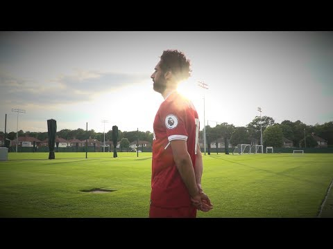 Welcome to Liverpool: Mohamed Salah | First look at the new kit, Melwood and Anfield