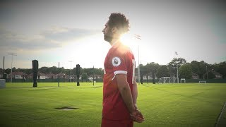 Welcome to Liverpool: Mohamed Salah | First look Melwood, Anfield & the new kit