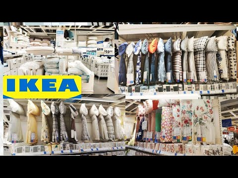 IKEA HOME  May 2021 | New Collection | IKEA Bedsheets | Bed Linen | Duvet Covers | Bedding Stuff