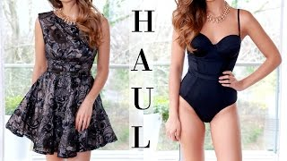TRY ON HAUL ♥ (H&M, Zara, Lulu's, ASOS...)   Annie Jaffrey