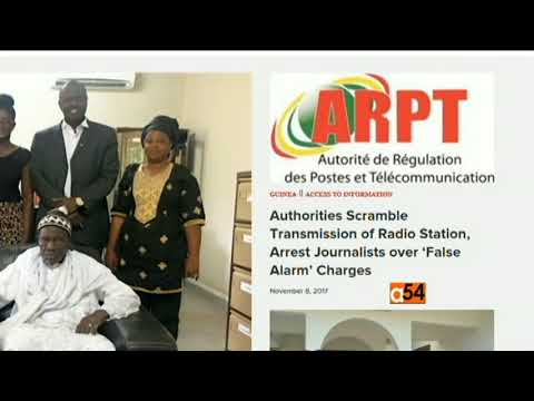 West African Journalists Speak up Against Brutality