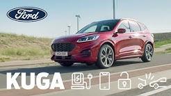 Ford Kugan opastettu esittely | Ford FI
