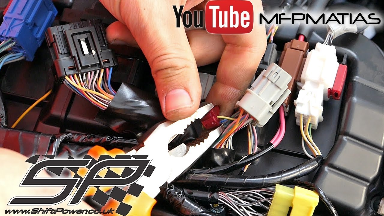 small resolution of sp full race unit cbr 1000rr install quickshifter launch control