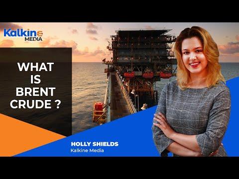 What is Brent Crude? - Brent Crude Oil Trading - kalkine Media