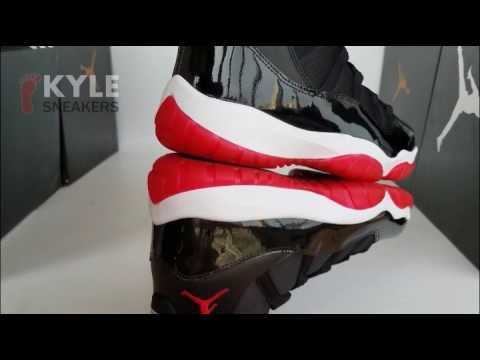 b0697a71cb64e Unboxing and review for Kyle s Sneakers Air Jordan 11 Retro