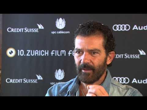 Automata: Antonio Banderas & Gabe Ibanez Exclusive  at Zurich Film Festival Part 2 of 2
