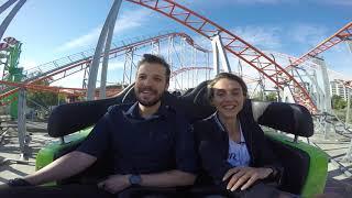 Gambar cover Ana-Maria Udriște - Shake the World - Interviu în Roller Coaster